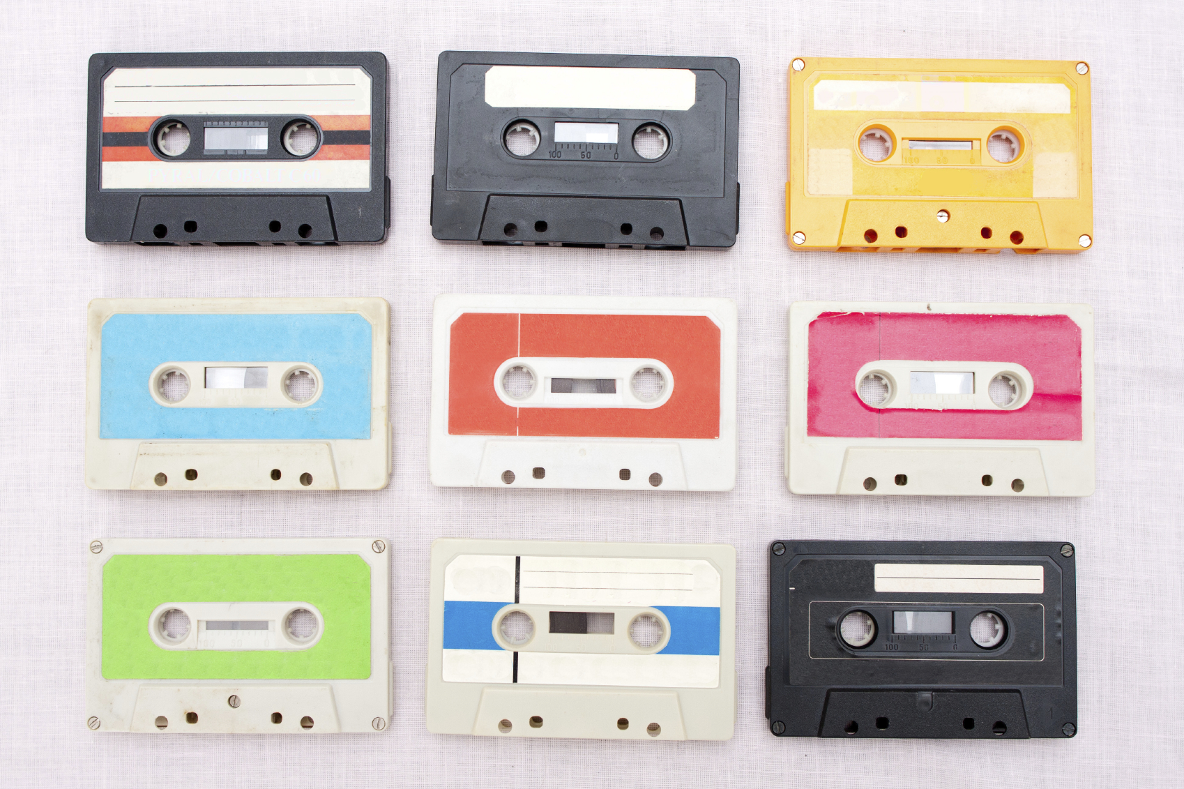 Casette Tapes, iStock 2015, Generations in the Workplace